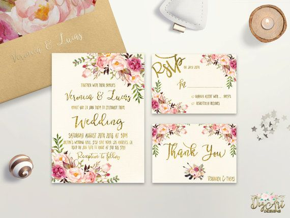 Floral-Design-Invitations